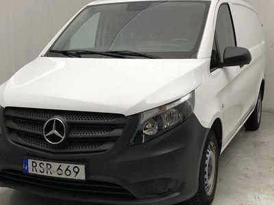 begagnad Mercedes Vito 109 CDI W640 2018, Transportbil 180 000 kr