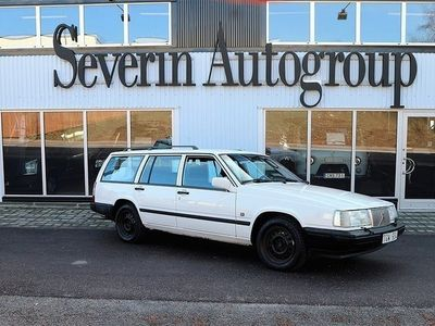 used Volvo 945 2,3 FTT Turbo (165hk) AUT 7-sits