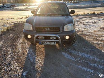 begagnad Hyundai Santa Fe v6 gls -04