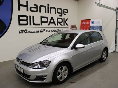 begagnad VW Golf V dr 1.6 TDI BlueMotion Style