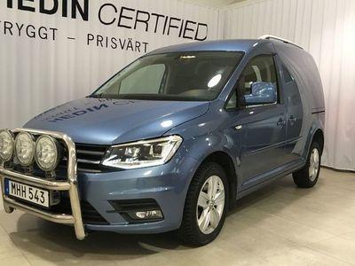 begagnad VW Caddy 2.0 TDI BlueMotion 4Motion DSG