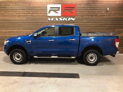 begagnad Ford Ranger Limited Double Cab 2.2 TDCi 4x4