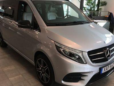 begagnad Mercedes V250 D AVANTGARDE E