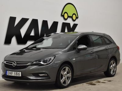 begagnad Opel Astra ST 1.6 CDTI Business D-värm Navi Skinn (136hk)