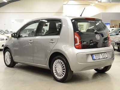 begagnad VW up! 1.0 TFSI 1184:-/mån Endast 460 mil