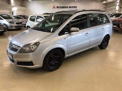 begagnad Opel Zafira 1.8 Enjoy M5