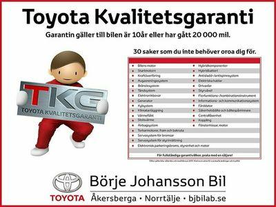 begagnad Toyota Corolla 1,8 Elhybrid 5DR Executive Vinterhjul ingår