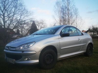begagnad Peugeot 206 CC