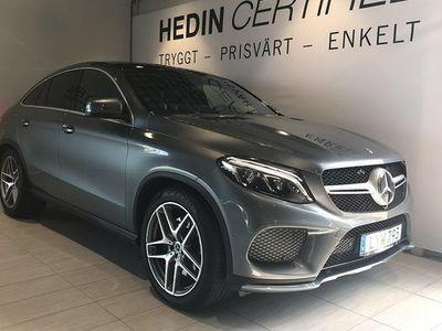 begagnad Mercedes 500 GLE Benz4MATIC Coupé 7G-Tronic Plus. . 2018 2018, SUV 699 000 kr
