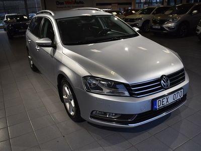 begagnad VW Passat Variant V TDI140 BMT MASTERS VAR. CLBMT