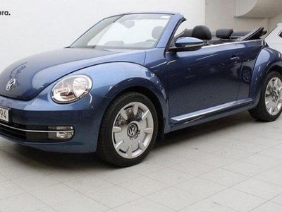 begagnad VW Beetle TheCabriolet 1,2 TSI 105 S