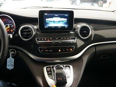 begagnad Mercedes V220 V D EDITION LÅNG 4 Matic
