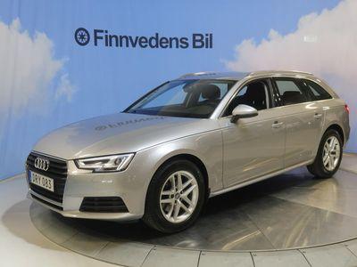 begagnad Audi A4 Avant 2.0 TDI Proline.v-hjul/drag