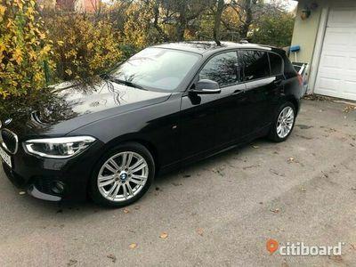 begagnad BMW 118 d uttagen 2015-11