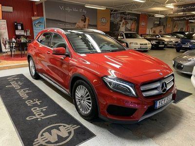 käytetty Mercedes GLA200 d AMG Sport Euro 6 136h -16