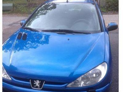 begagnad Peugeot 205 - Reservdelsbil -05
