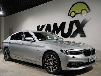 begagnad BMW 520 d xDrive Sport line Navi Drag El-stolar 190hk