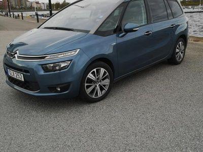 begagnad Citroën Grand C4 Picasso 1.6 BlueHDI Executiv