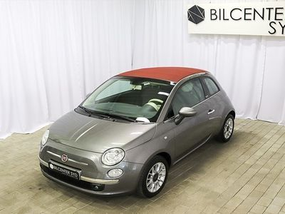 used Fiat 500 312Cabriolet