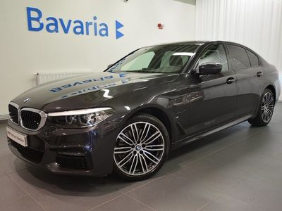 begagnad BMW 530 e xDrive iPerformance M-sport Connected