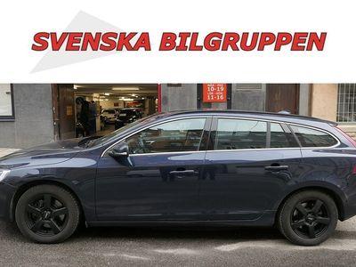 begagnad Volvo V60 D4 AWD D4 Momentum Aut Drag Värmare