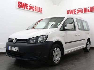 second-hand VW Caddy Maxi Life 1.6 TDI DSG 7-Sits Momsbil