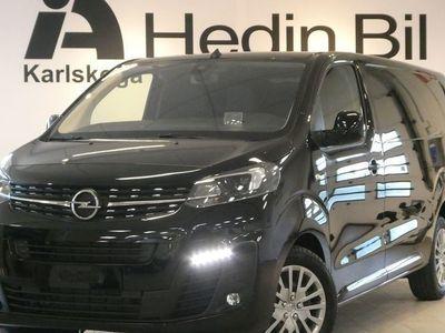 begagnad Opel Vivaro Launch L3 D 180 AT8 D-värmare Drag