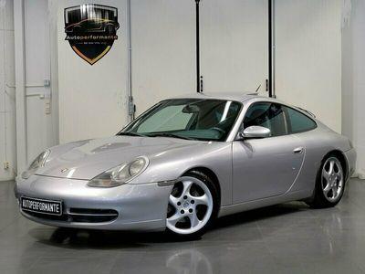 begagnad Porsche 911 Carrera TAKLUCKA *ENDAST 2ÄGARE* SAMLAR EX 300hk