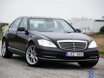 begagnad Mercedes S350 CDI BlueTEC AIR MATIC