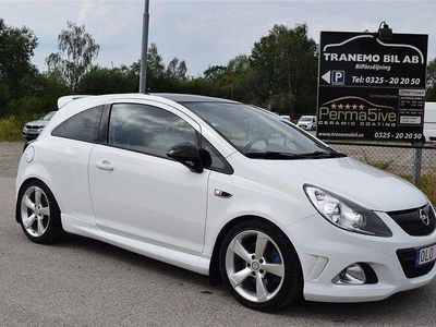 begagnad Opel Corsa OPC 1,6 192hk -11