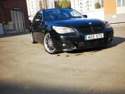 begagnad BMW 525 i E61 -04