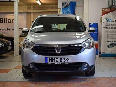 begagnad Dacia Lodgy 1.2 TCe En Ägare 7-sits Drag -14