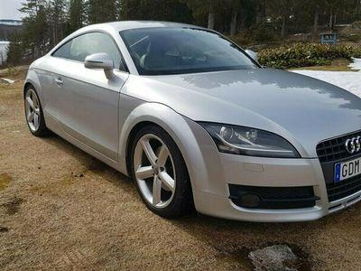 begagnad Audi TT COUPÉ 2.0T