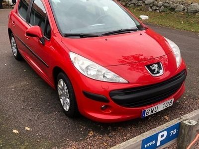begagnad Peugeot 207 1.4
