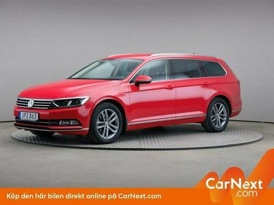 begagnad VW Passat Tdi 150 Dsg SC Executive Dragpkt Värmare