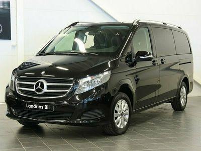 begagnad Mercedes V220 7-sits 163hk