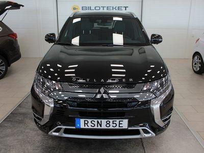 brugt Mitsubishi Outlander P-HEV Laddhybrid 4WD Business X