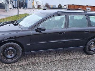 begagnad Volvo V70 2.4 Kinetic