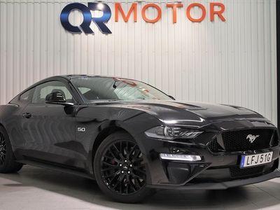 begagnad Ford Mustang GT 5.0 V8 Automat 450hk