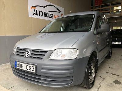 begagnad VW Caddy Panel Van 2.0 EcoFuel 109hk