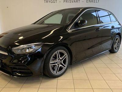 begagnad Mercedes 200 B-Klassd AMG, Navi, Apple carplay