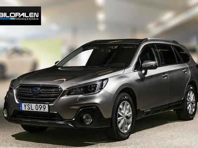 begagnad Subaru Outback 2.5i Ridge IB CVT 2018, Kombi 329 900 kr