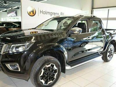 begagnad Nissan Navara Double Cab 2.3 dCi 190 AT Tekna 2021, Transportbil Pris 452 799 kr