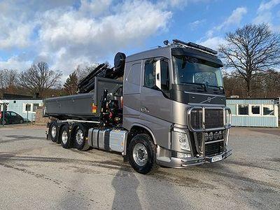 begagnad Volvo 460 FH138x2*4 Kranväxlare