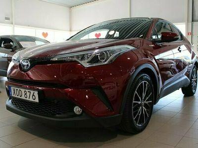 begagnad Toyota C-HR 1.8 Elhybrid X Edition JBL Skinn 2018, SUV Pris 214 900 kr