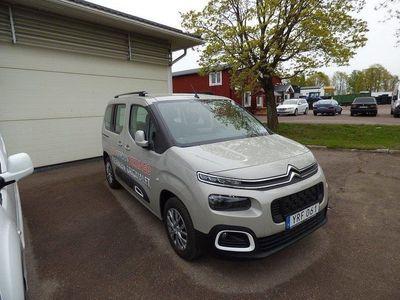 begagnad Citroën Berlingo Multispace 1.2 PureTech Euro