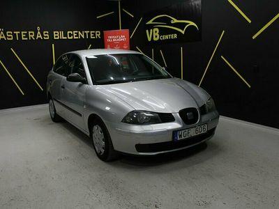 begagnad Seat Ibiza 5-dörrar 1.4 75hk