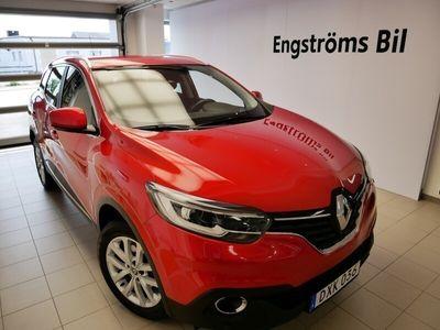 begagnad Renault Kadjar 1,2 TCe 130 hk