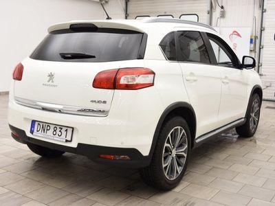 begagnad Peugeot 4008 e-Hdi ALLURE NAVI / PANO / 4X4