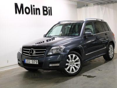 begagnad Mercedes GLK220 GLK-KlassCDI BlueEfficiency 4MATIC